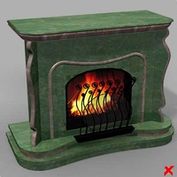 Fireplace010_max.zip