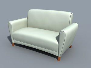 3dsmax couch loewenstein