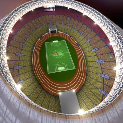 maya football stadium