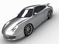 maya car ruf gt3
