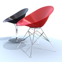3d model eros chair