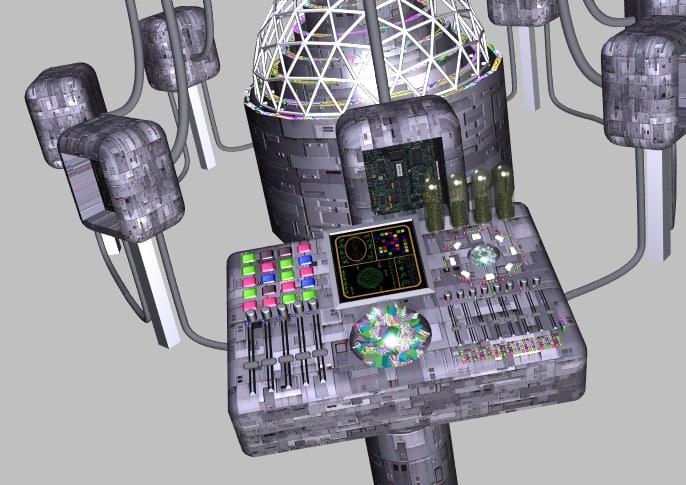 science fiction 3d 3ds