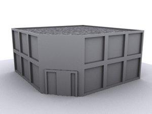 generic city building max