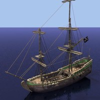 Russian Sailing Ship