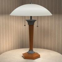 3dsmax table lamp