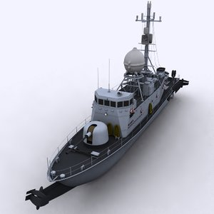 3d pegasus phm 1 ship