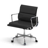 eames aluminum chair 3ds