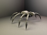 free 3ds mode robo-spider robo spider