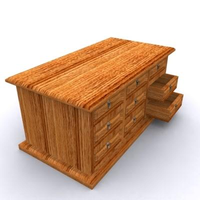 3d box drawers