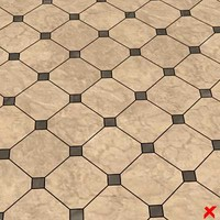 floor ceramic tile 3d model
