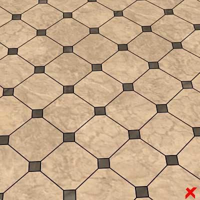floor ceramic tile 3d model