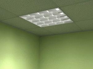 3d lighting 4x18 model