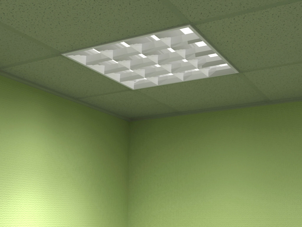 3d lighting 4x18 model