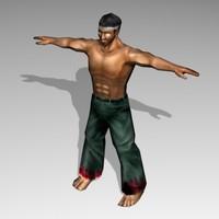 3dsmax kungfu