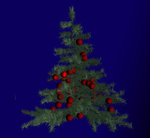 max christmas tree ornaments