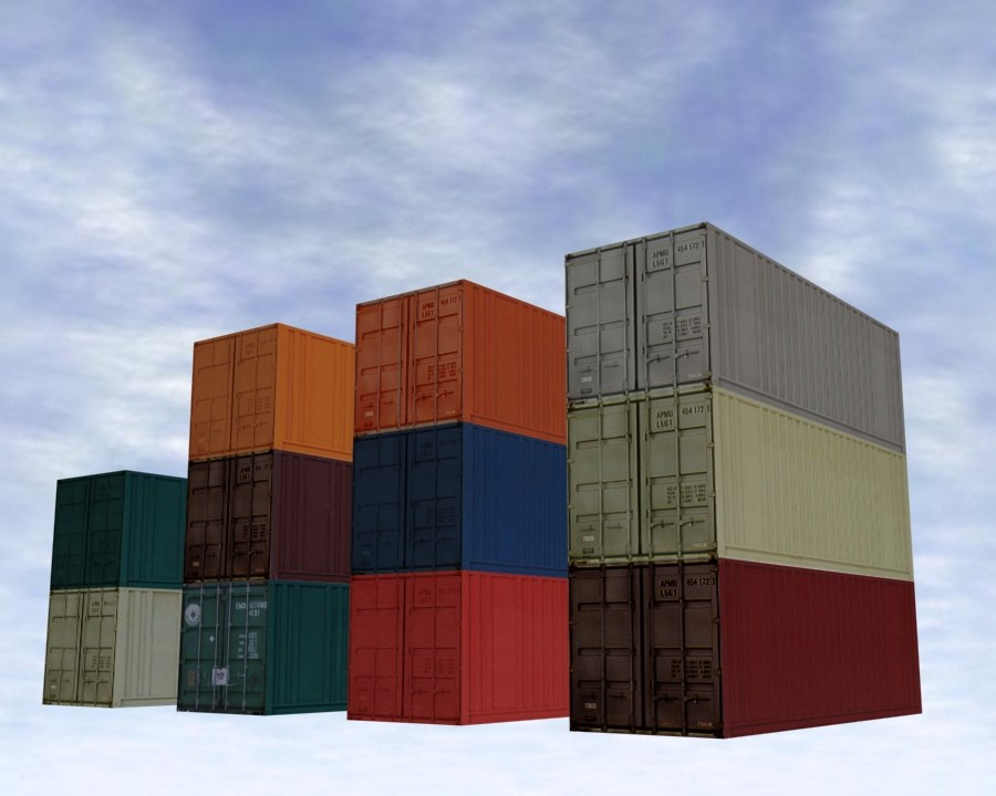 max industrial containers -