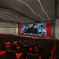 x movie theatre