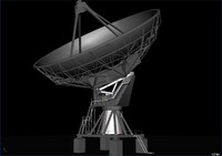 3d telescope radio