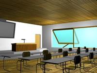 free max model auditorium university