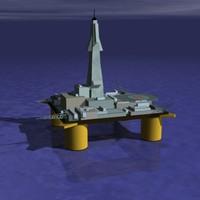 henry goodrich 3d model