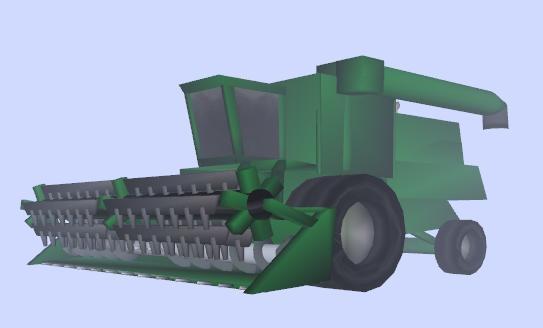 combine 3d model
