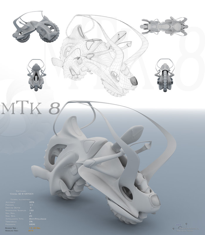 3d model mtk8