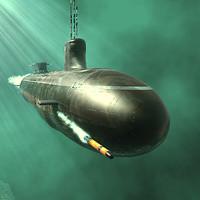 seawolf submarine ssn23 carter 3d model