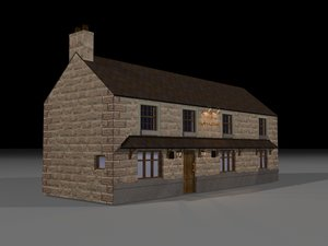 hollybush pub building max