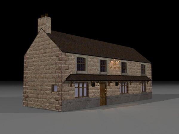 hollybush pub building max