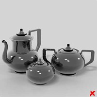 3ds max tea pot