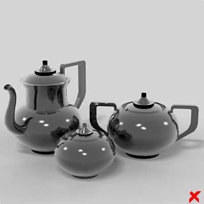 3ds max tea pot