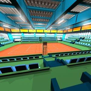 tennis arena max