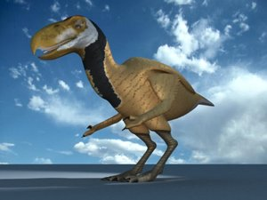 titanis terror bird 3ds