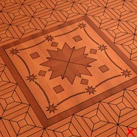 3ds max parquet floor