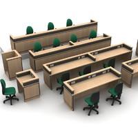 furniture court 3d model