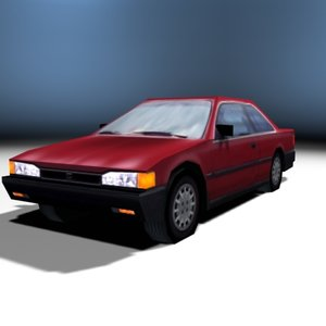3ds vs01 car