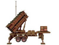 patriot missile launching lwo