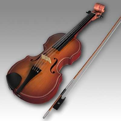 3d model instrument