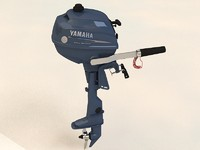 yamaha outboard boats 3ds