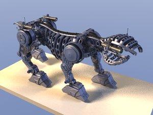lightwave explorer robot