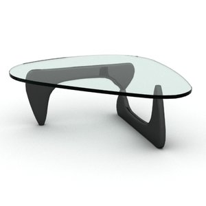 noguchi table 3d 3ds