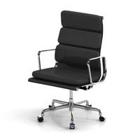 eames aluminum chair 3d lwo
