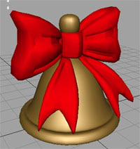3d bell bow