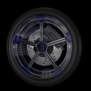 rims 3d model