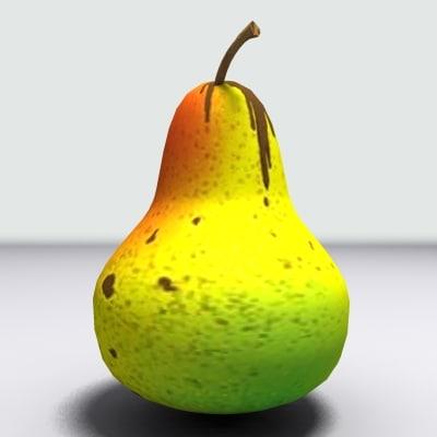max pear