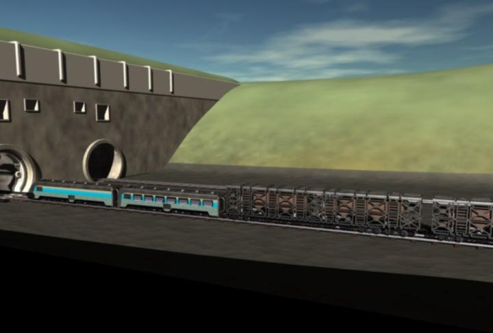 euro tunnel train disaster lwo