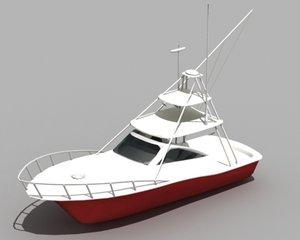 maya 32 sport yacht -
