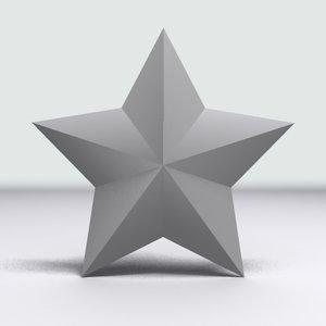 max military star