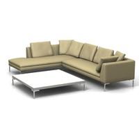 charles sofa 3d model