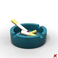 Ash tray003_max.ZIP